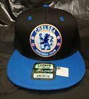 For Sale - Chelsea Football Club Hat Cap Soccer Two Tone Black Blue Snap Back NEW!!!!!!! - http://sprtz.us/ChelseaEBay