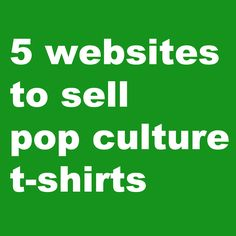 1000 images about t shirt business tutorials on pinterest for Best website to sell shirts