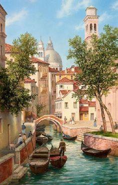 Michael Satarov Venice