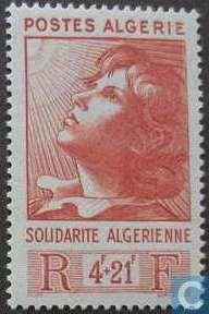 Algeria - Solidarity 1946