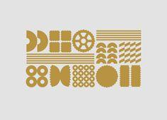 Identity Design, Logo Design, Flat Design, Brand Identity, Design Design, Graphic Design Typography, Motion Design, Graphic Design Inspiration, Packaging Design