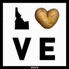Love Idaho