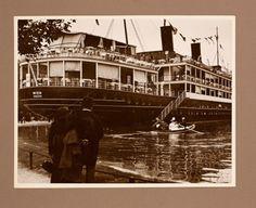 XC2013.04.6_036 European Languages, Austro Hungarian, Photograph Album, World War I, Vacation Destinations, Vienna, Illusions, Ads, Digital