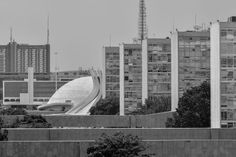 Oscar Niemeyer, Gonzalo Viramonte · Museu Nacional de Brasília, 2006 · Divisare