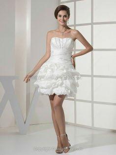 A-line Sweetheart Wedding Dress