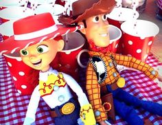 Oliver's Cowboy Party