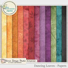 Dancing Leaves - Papers