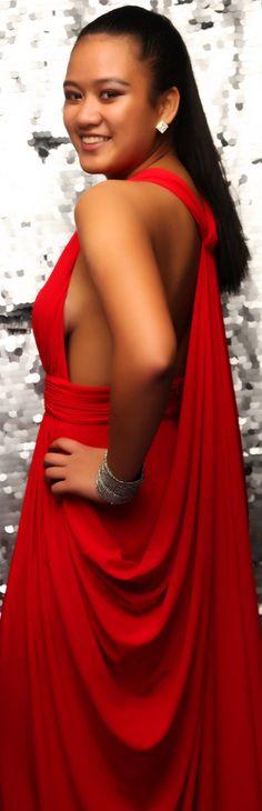 St Cuths Ball 2015. Stunning gown! www.whitedoor.co.nz