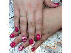Love,love,love Nails by Anthony Heart Nails, Top Nail, Valentines Day, Valentine Nails, Love Nails, Nail Tech, Firecracker, Beauty Women, Dubai
