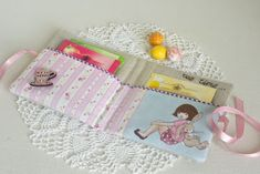 Stitching Notes - Belle and Boo Tea Bag Wallet Thread Catcher Pattern, Belle And Boo, Needle Book, Mug Rugs, Stitch Kit, Soft Furnishings, Hand Stitching, Home Crafts, Fabric Crafts