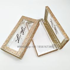 Eyelash Case, Qingdao, False Eyelashes, Packaging, Crystals, Box, Frame, Lash Extensions, Fake Lashes