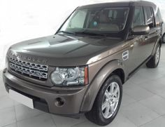 2011 Land Rover Discovery 4 3.0 SDV6 diesel automatic 4×4