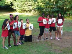 #ThrowbackThursday #TBT Camp Felix is finally in session and we want to say THANK YOU to everyone who made it possible this summer and every summer for the past 10 years! #TheFelixOrganization #NYFoundling #SleepawayCamp  #Thankyou #Family