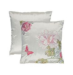 Rose Tree® Spring Garden Decorative Pillow - was $84 now $42