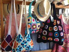 Crochet Bags #letoko #bali #colored #hat #summer