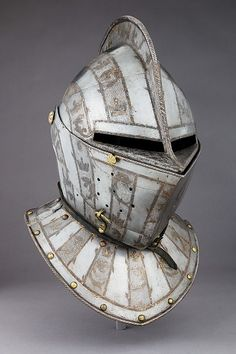 French Armet, ca. 1600
