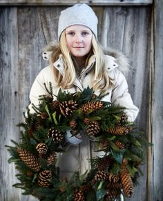 Bjorli • Slettvoll Interior Inspiration, Christmas Wreaths, Interior Design, Holiday Decor, Home Decor, Nest Design, Decoration Home, Home Interior Design, Room Decor