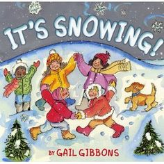In It's Snowing, Gail Gibbons delivers dozens of facts about snow with cheerful illustrations. Students will read about the precipitation process of snow from evaporation to snowfall. Winter Fairy, Winter Garden, Latest Scientific Discoveries, Gail Gibbons, Science Books, Mad Science, Life Cycles, Read Aloud, Winter Christmas