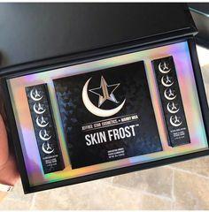Jeffery Star Cosmetics X Manny MUA Collaboration! Contains Skin Frost Highlighter and Liquid Lips. So excited! Bold Makeup Looks, Love Makeup, Beauty Makeup, Makeup Sets, Makeup Stuff, Makeup Dupes, Star Makeup, Kiss Makeup, Chanel Makeup
