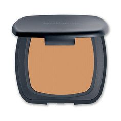 Bare Escentuals Makeup Ready Pressed Powder Foundation - Golden Tan R310 #BareEscentuals
