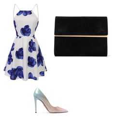 A fashion look from March 2017 featuring white dress, prada pumps and maison margiela handbag. Browse and shop related looks. Prada, Summer Dresses, Shoe Bag, Polyvore, Stuff To Buy, Shopping, Collection, Design, Women