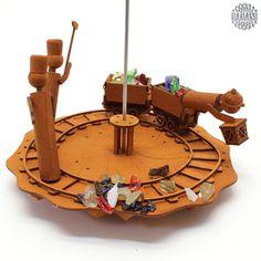 Clock, Wall, Decor, Wood Art, Craft Tutorials, Watch, Decoration, Dekoration, Inredning