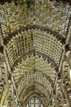 Roslyn Chapel, Edinburgh, Scotland: on my list of future vacation destinations