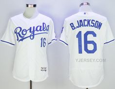 6cc24194d ... Champions Gold Program Flex Bo Jackson Kansas City Royals Mitchell Ness  Throwback Authentic Jersey - Light Blue ... 2015 World Series.