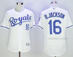6cc24194d ... Champions Gold Program Flex Bo Jackson Kansas City Royals Mitchell Ness  Throwback Authentic Jersey - Light Blue ... 2015 World Series.