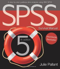 75 best spss images on pinterest spss statistics math and statistics spss survival manual a step by step guide to data analysis using ibm spss 4919 fandeluxe Image collections