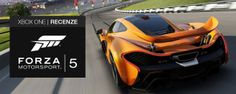 Forza Motorsport 5 - header review - Xbox One