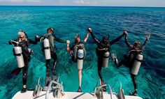 Learn what it takes to get your SCUBA Certification and join the fun!
