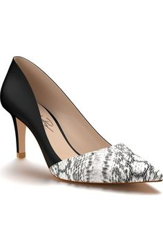 Shoes of Prey Pointy Toe Pump (Women) available at #Nordstrom