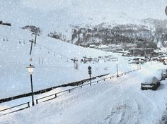 #cervinia #blizzard #snow #snacshop #powder