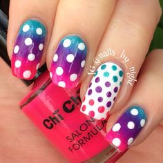 Fascinating Easter Nail Art Design Ideas 05 - Nail designs or nail art is a very simple concept - designs or art that is used to decorate the finger or toe nails. They are used predominately to en. Easter Nail Designs, Easter Nail Art, Nail Art Designs, Red Nails, Swag Nails, Cute Nails, Pretty Nails, American Nails, Seasonal Nails