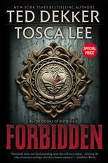 New Ted Dekker (with Tosca Lee) trilogy. I'd put it in the speculative fiction or light sci-fi catagory.
