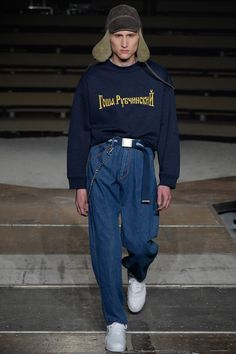 Gosha Rubchinskiy Fall 2016 Menswear Collection Photos - Vogue