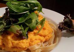 Creamy carrot linguine Recipe -  Very Tasty Food. Let's make it!