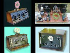 AM RADIO Technology & Antique Gear: 素敵なアンティークラジオのページ Gears, Technology, Antiques, Phone, Tech, Antiquities, Antique, Telephone, Gear Train