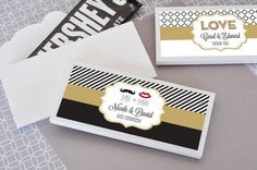 Personalized Chocolate Bar Wrappers