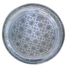 Marokkaanse dienblad 76 cm
