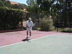 Tennis Serve Footwork - http://sports.onwired.biz/tennis/tennis-serve-footwork/
