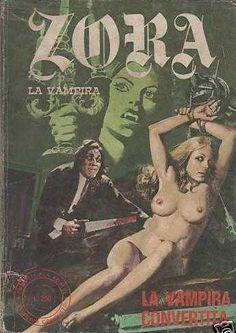 Zora La Vampira #IV/025 - La Vampira Convertita