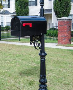 Your instructions for installing your new mailbox and post system from Addresses of Distinction. Shop for your mailbox today!