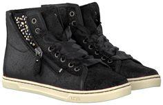 Zwarte UGG Australia Sneakers BLANEY