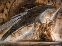 A Luis Royo - One of my favorite artist.