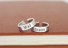 Mal and Inara Firefly Adjustable Aluminum by fromtheinternet
