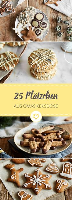 The most popular cookies - 25 Christmas classics .- Die beliebtesten Plätzchen – 25 Klassiker aus der Weihnachtsbäckerei When the sweet scent of Christmas cookies envelops the streets, you can look forward to 14 irresistibly tasty cookie recipes. Delicious Cookie Recipes, Easy Cookie Recipes, Shortbread Cookies, Yummy Cookies, Pudding Cookies, Chocolate Chip Recipes, Chocolate Chip Cookies, Healthy Chocolate, Keto Snacks