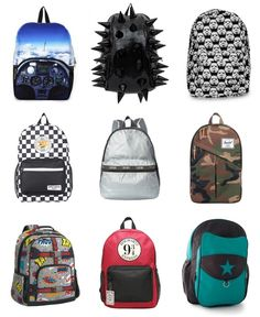 The coolest backpacks for teens and big kids | Cool Mom Picks back to school guide 2016
