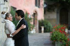 Romantic Tuscan Wedding http://www.italia-celebrations.com
